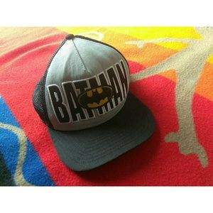 New Era Batman Mesh Snapback Cap